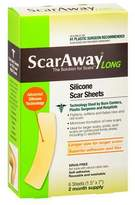 ScarAway Flex Long Silicone Scar Treatment Sheets with Flexisil Technology