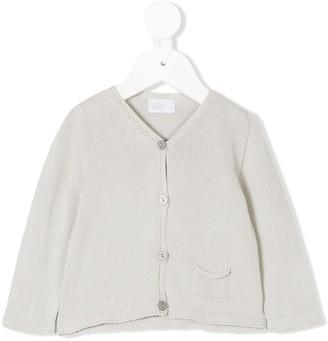 Violeta E Federico knitted buttoned cardigan