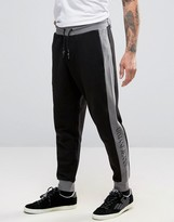Armani Jeans Sweatpants With Contrast Panel