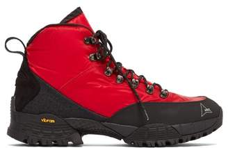 ROA Andreas High Top Technical Boots - Mens - Red