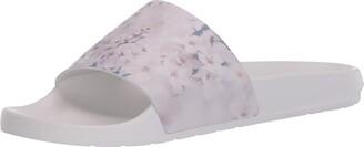 Under Armour Core Remix Floral Slide Sandal