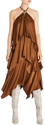 Sass & Bide Brown Sugar Slip Dress
