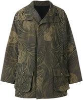 Yohji Yamamoto cargo pocket coat