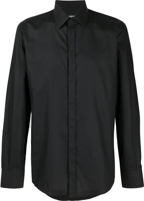 Dolce & Gabbana Diamonds-Woven Shirt