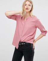 Only Fallow Button Through Shirt