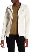The North Face Vintage White Agave Zip Jacket
