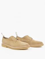 Common Projects Suede Cadet Derby Shoes