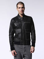 Diesel DieselTM Leather jackets 0DAOR