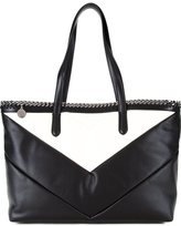 Stella McCartney 'Falabella' open top tote - women - Polyester/Polyurethane - One Size