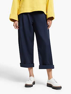KIN Balloon Trousers, Blue