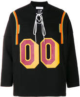 Facetasm sports jersey sweatshirt