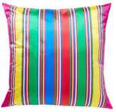 Ann Gish Multi Stripe Pillow