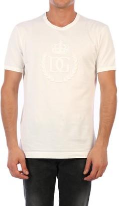 Dolce & Gabbana T-shirt Logo White