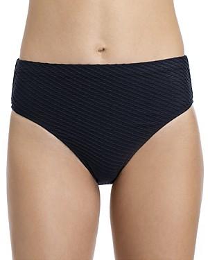 Gottex Textured Bikini Bottom