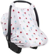 Bébé au Lait® Muslin Car Seat Cover in Bowler