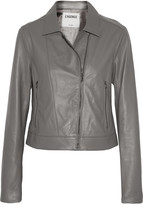 L'Agence Leather jacket