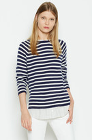 Joie Zaan E Layered Sweater