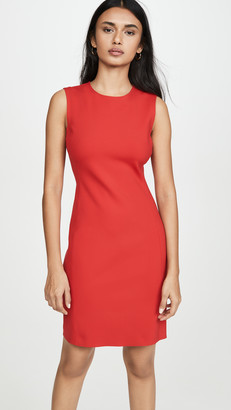 Theory Sleeveless Fitted Dress