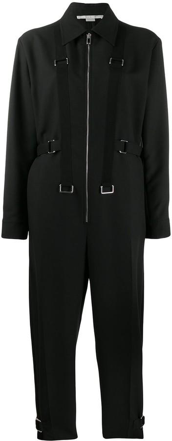 aeadc6e3b108b Black Jumpsuit Stella - ShopStyle