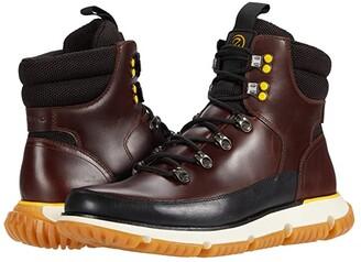 Cole Haan 4.Zerogrand Hiker Wp (Ch Earthen Waterproof/Ivory) Men's Boots