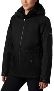 Columbia Women's Mount Erie Interchange Hooded Jacket