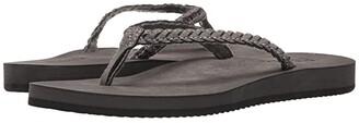 Flojos Sky (Charcoal) Women's Sandals