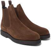 Officine Generale - Suede Chelsea Boots