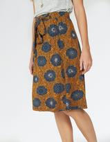 Fat Face Mina African Floral Skirt
