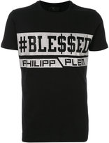 Philipp Plein Mara T-shirt - men - Cotton - S