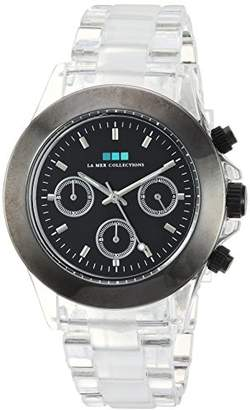 La Mer Women's Carpe Diem Japanese-Quartz Watch with Plastic Strap