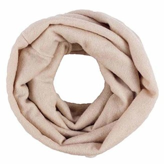 YEKEYI Unisex Infinity Scarf Soft Thick Knit Warm Winter Neck Wrap Circle Loop Cotton Scarf