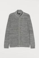 H&M Cardigan with Zipper