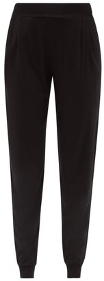 Derek Rose Basel 1 Modal-blend Jersey Pyjama Trousers - Black