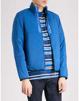 Ps By Paul Smith Concealed-hood Shell Jacket