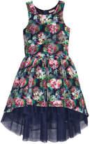 Nanette Lepore Printed Party Dress, Big Girls (7-16)