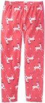 Crazy 8 Deer Microfleece Pajama Pants