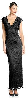 Marina Long Lace Dress