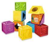 B Kids® Bebee & FriendsTM Soft Peek-A-Boo Block