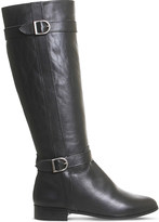 Office Kentucky leather riding boots