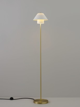 Original BTC Oxford Double Floor Lamp, White