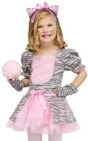 Fun World Costumes Fun World Grey Kitten Toddler Costume