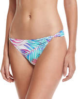 6 Shore Road Bianca Twist-Side Swim Bottom, Multi