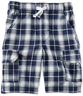 Carter's Plaid Shorts, Little Boys (2-7)