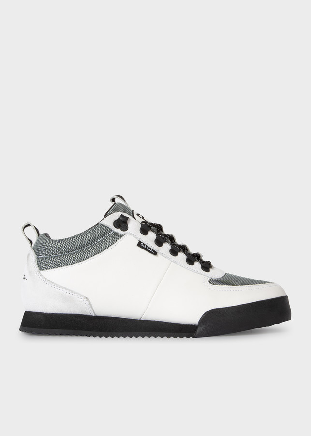 Paul Smith Men's White 'Harlan' Sneakers