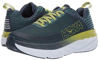 Hoka One One Bondi 6 (Alloy/Steel Gray) Men's Running Shoes