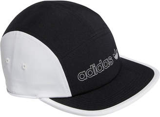 adidas Men's 5-Panel Blocked Strapback Hat