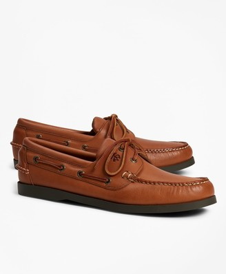 Brooks Brothers Classic Boat Shoe