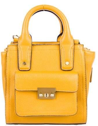 3.1 Phillip Lim Mini Leather Satchel