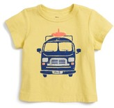 Tea Collection Infant Boy's Surf Van Graphic T-Shirt