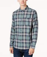 Ezekiel Men's Jerry Woven Plaid Shirt